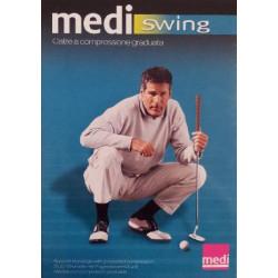Medi - Gambaletto Cotton Uomo 21 mmHg