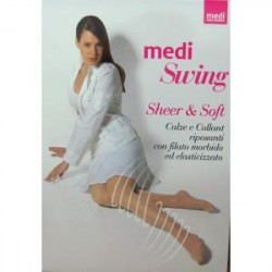 Medi - Sheer e Soft Collant 18 mmHg