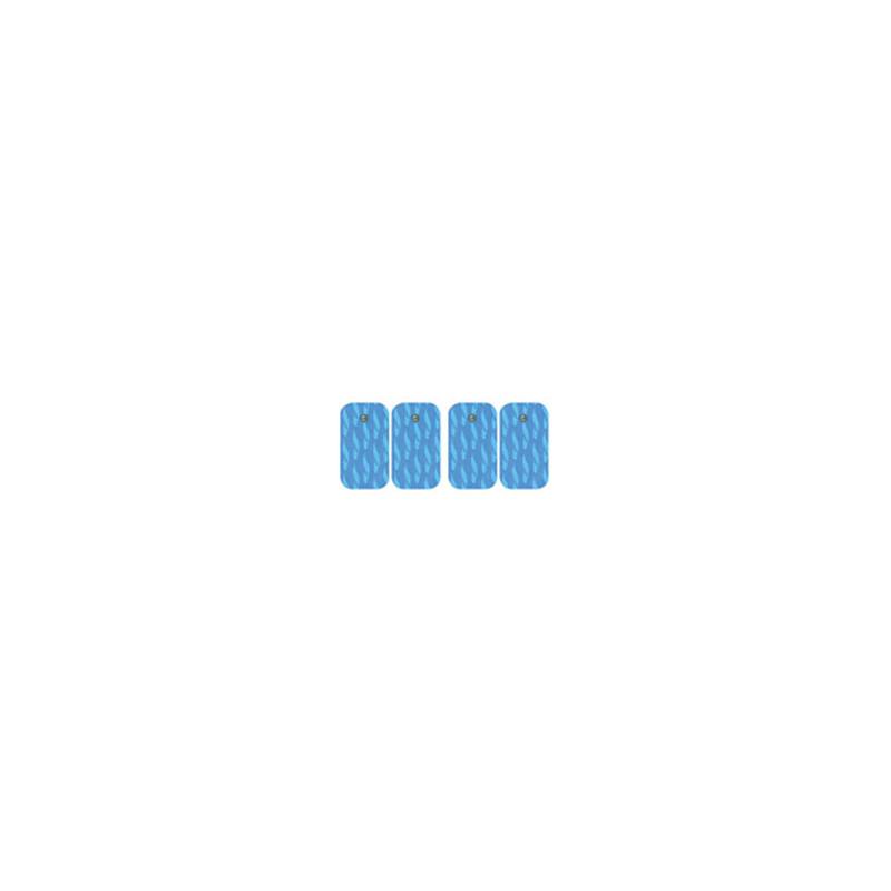 New Age - 4 Elettrodi 50X100 Clip