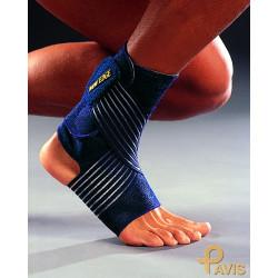 Pavis - Cavigliera Elastica con Bendaggio a 8