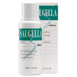 Saugella - Saugella Attiva 250 ml.