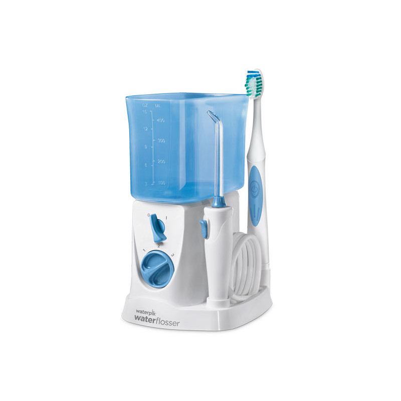 Waterpik - sistema nano 2 in 1 - idropulsore + spazzolino