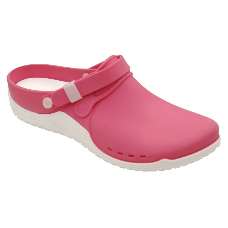 Scholl - Clog Progress Fucsia