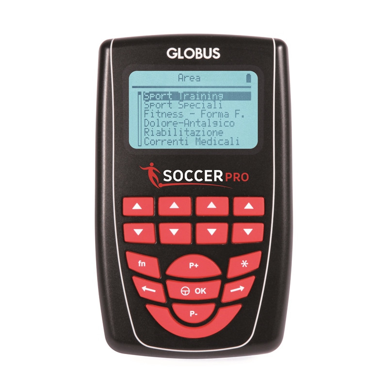 Globus - Soccer Pro Elettrostimolatore