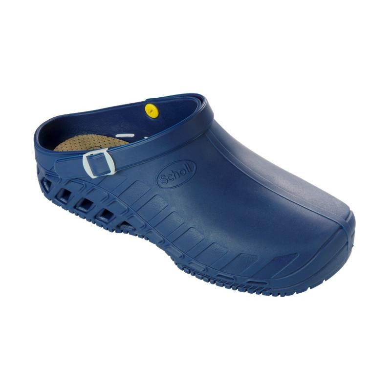 Scholl - Clog Evo Blu