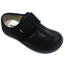 Ecosanit - Riab 5 Nero Pantofole