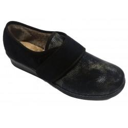 Ecosanit - Easy 6 Nero Pantofole