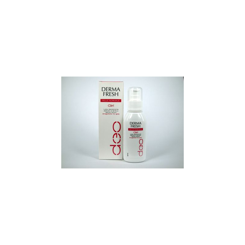 Derma Fresh - Deodorante Latte Girl