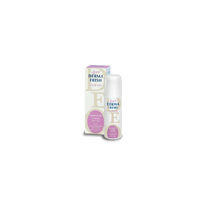 Derma Fresh - Ipersudorazione Roll On