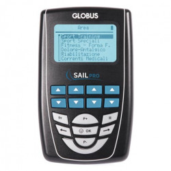 Globus - Sail Pro Elettrostimolatore