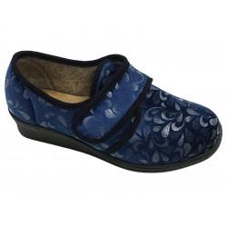 Ecosanit - Easy 6 Petali Blu Pantofole
