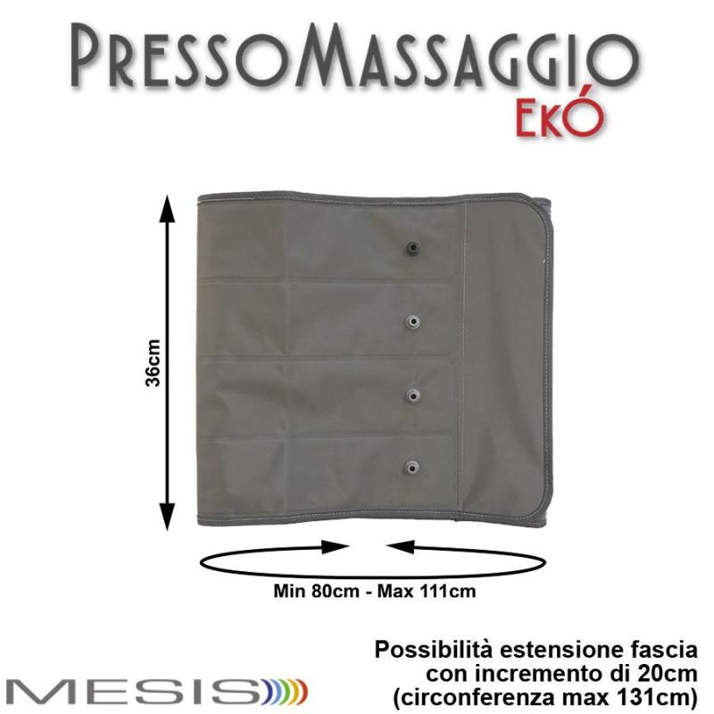 Mesis - Fascia Addominale PressoMassaggio EkO' (senza connettore)