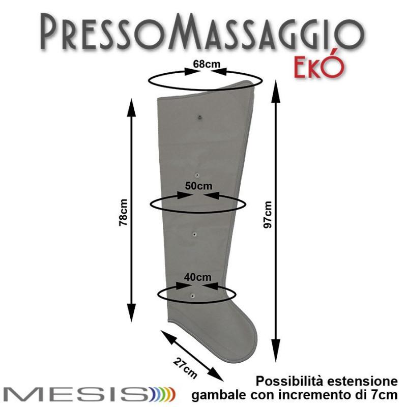 Mesis - Gambale PressoMassaggio EkO' (senza connettore)
