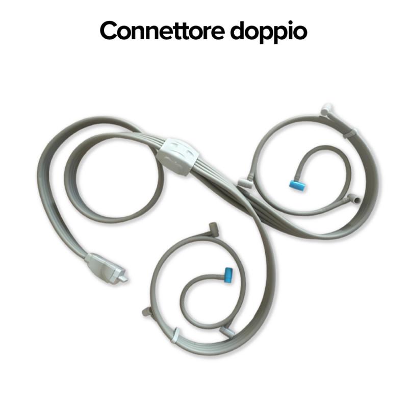 Mesis - Connettore Doppio
