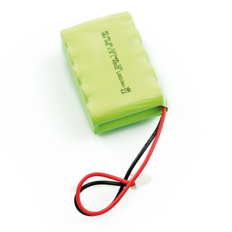 New Age - Pacco batterie ricaricabili Card