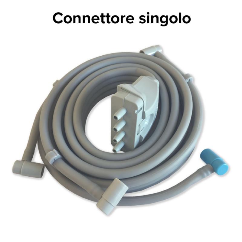 Mesis - Connettore Singolo Gambale Six