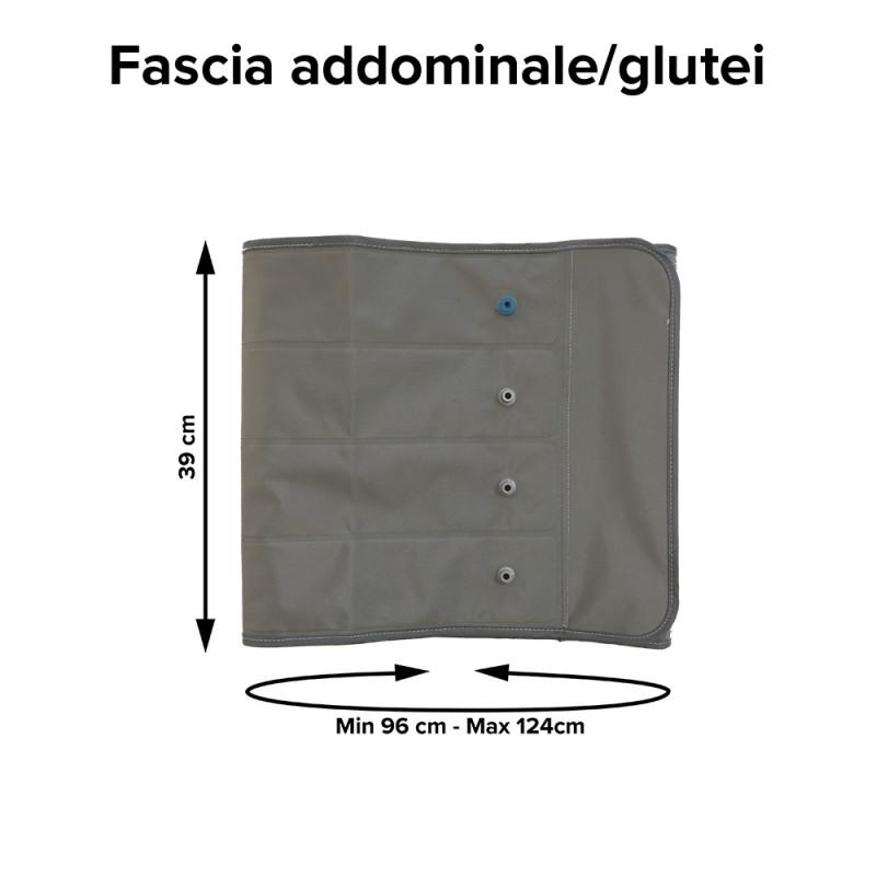 Mesis - Fascia Addominale Six (senza connettore)