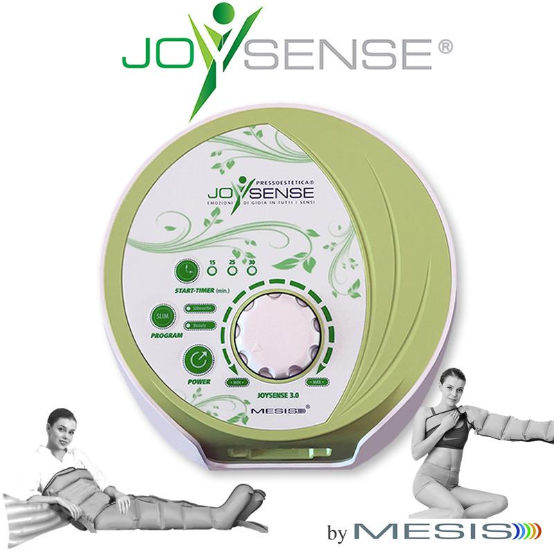 Mesis - PressoEstetica JoySense 3.0 (2 Gambali + Kit Estetica + Bracciale) Pressoterapia