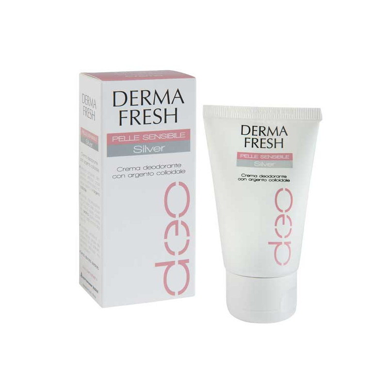 Derma Fresh - Deodorante Crema Silver