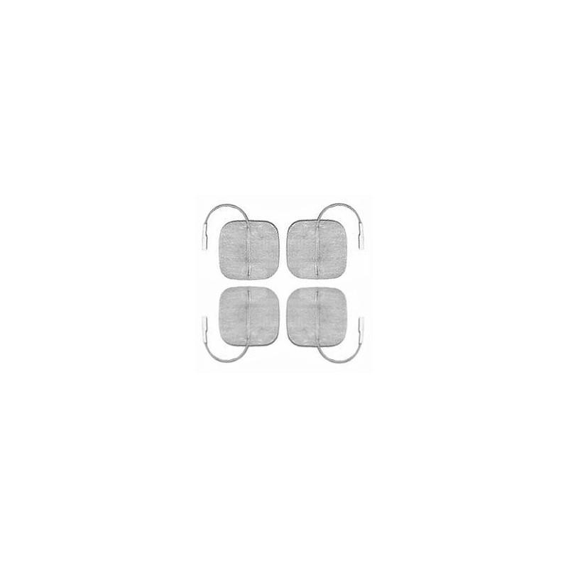 Globus - 4 Elettrodi Myotrode PLATINUM 50X50 Spina