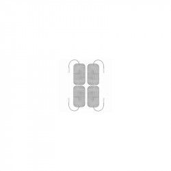 Globus - 4 Elettrodi Myotrode PLATINUM 50X90 Spina