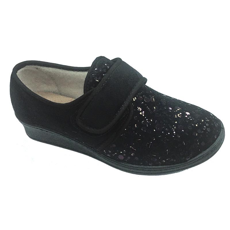 Ecosanit - Easy 6 Kid Nero Pantofole