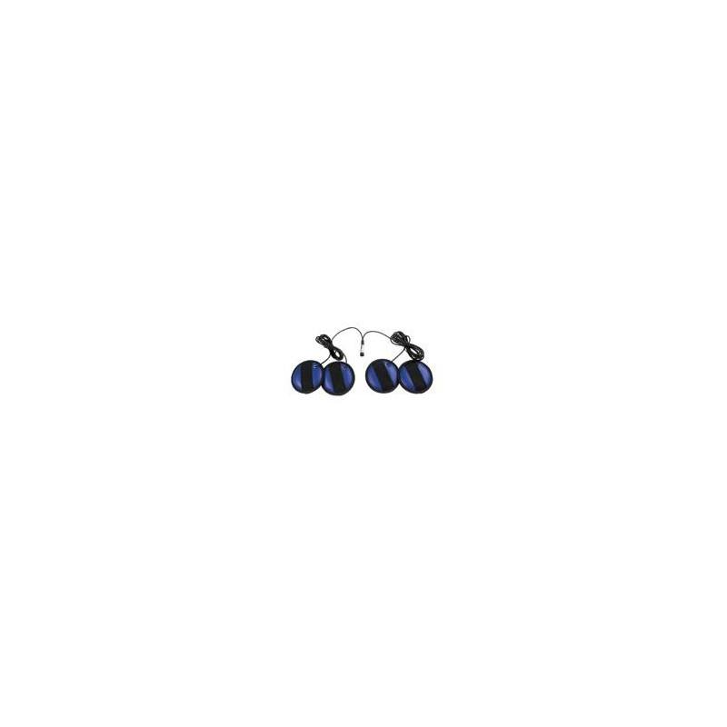 New Age - Doppia Coppia Solenoidi Diametro 9 cm magnetoterapia