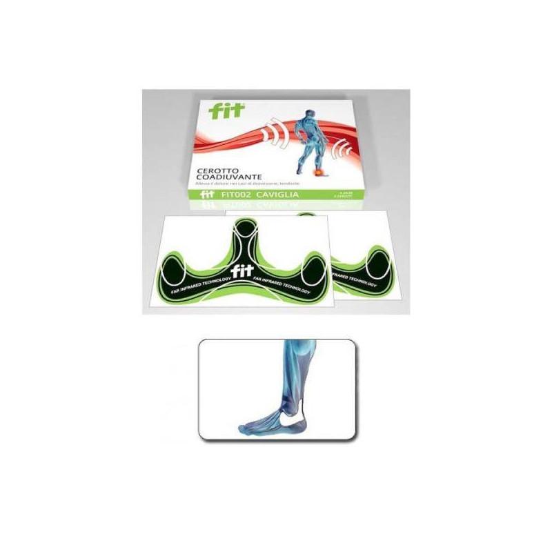 Fith Therapy - Cerotto Coadiuvante Caviglia 2 Pz.