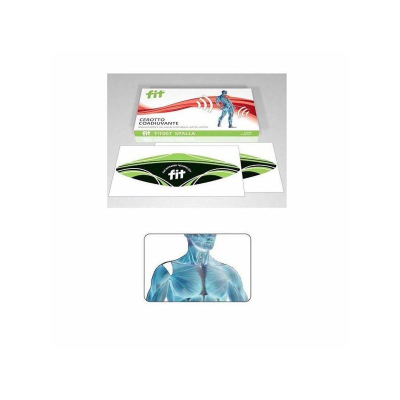 Fith Therapy - Cerotto Coadiuvante Spalla 2 Pz.