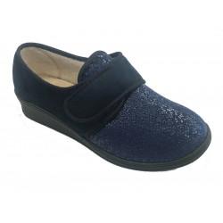 Ecosanit - Easy 6 Rugiada Blu Pantofole