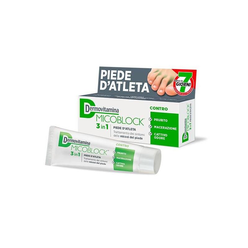 PHC Pasquali Healthcare - Dermovitamina Micoblock Crema