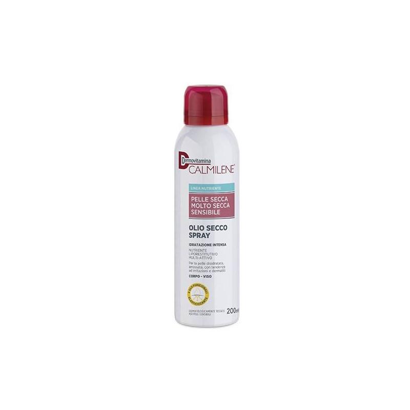 PHC Pasquali Healthcare - Dermovitamina Calmilene Olio Secco Spray
