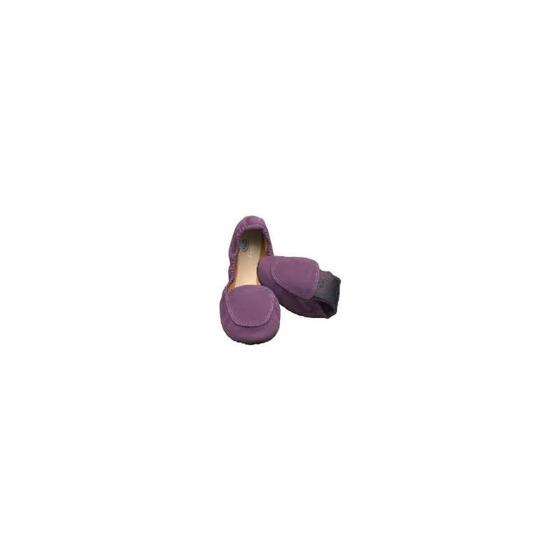Scholl - Pocket Mocassino Viola AW2014