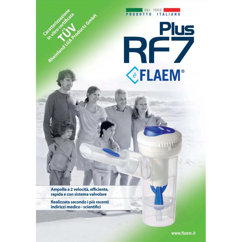 Flaem - Ampolla Rf7 Dual-Speed Plus (Ampolla + Boccaglio)