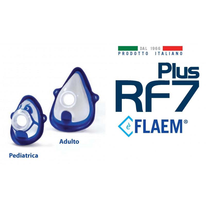 Flaem - Set Mascherine Rf7 (Adulto + Pediatrica)